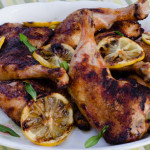 Chicken with Lemon and Tarragon