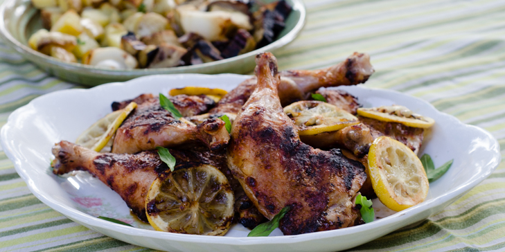 Lemon Chicken with Tarragon