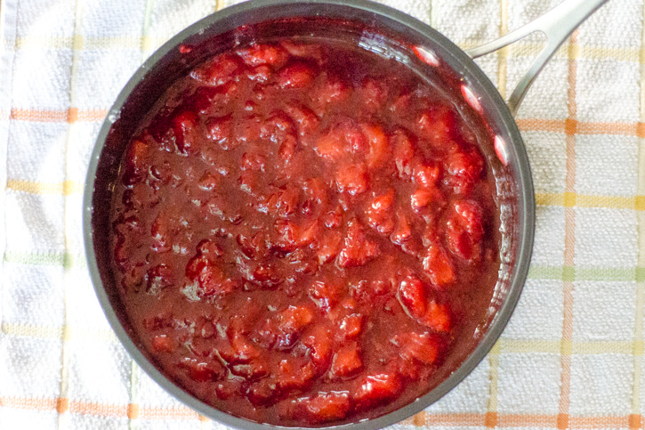 cooked compote